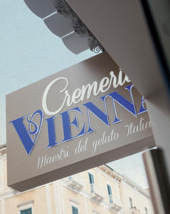Il marchio Cremeria Vienna